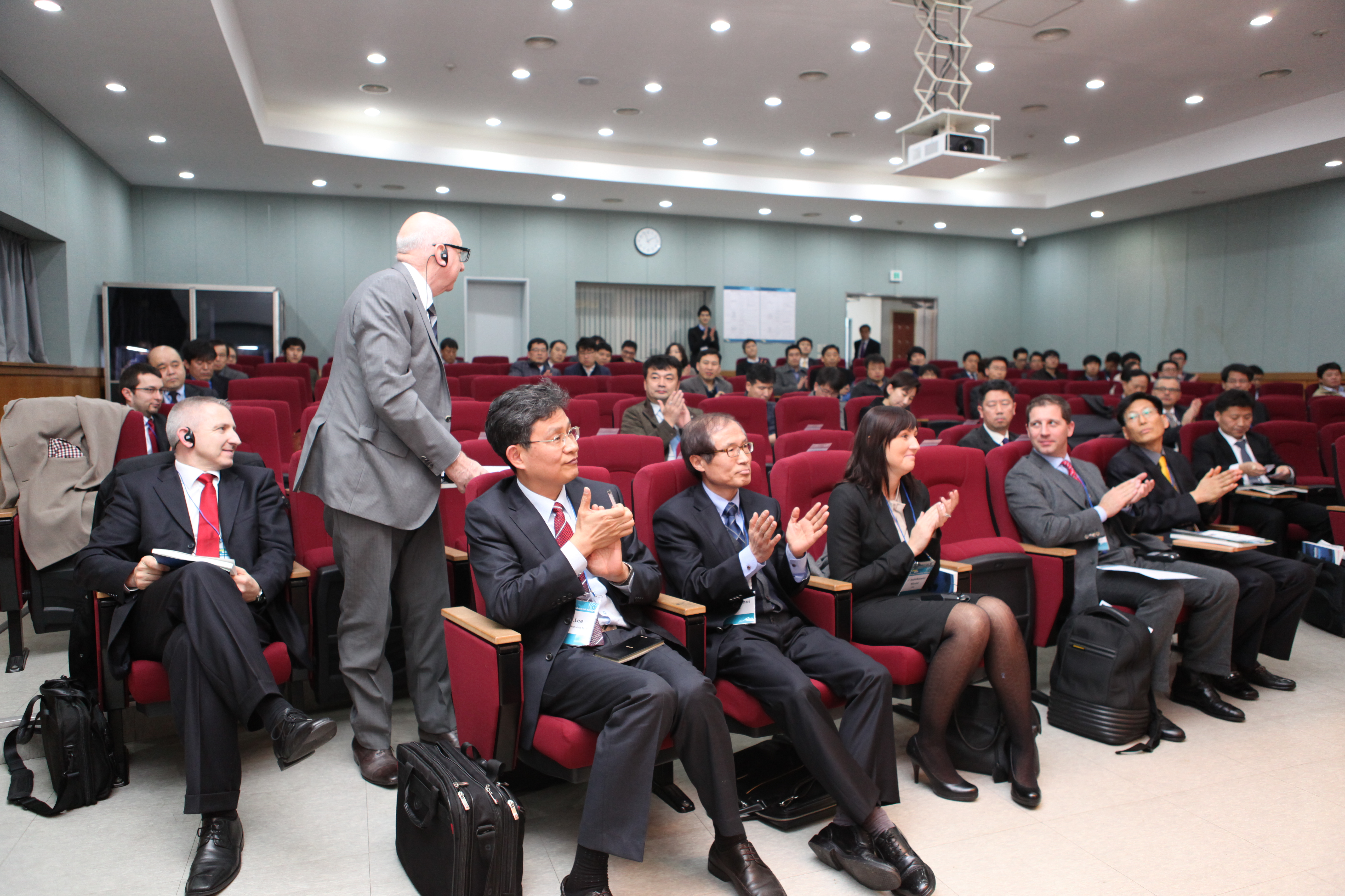 GNSS-ASIA Korean Industrial Seminar