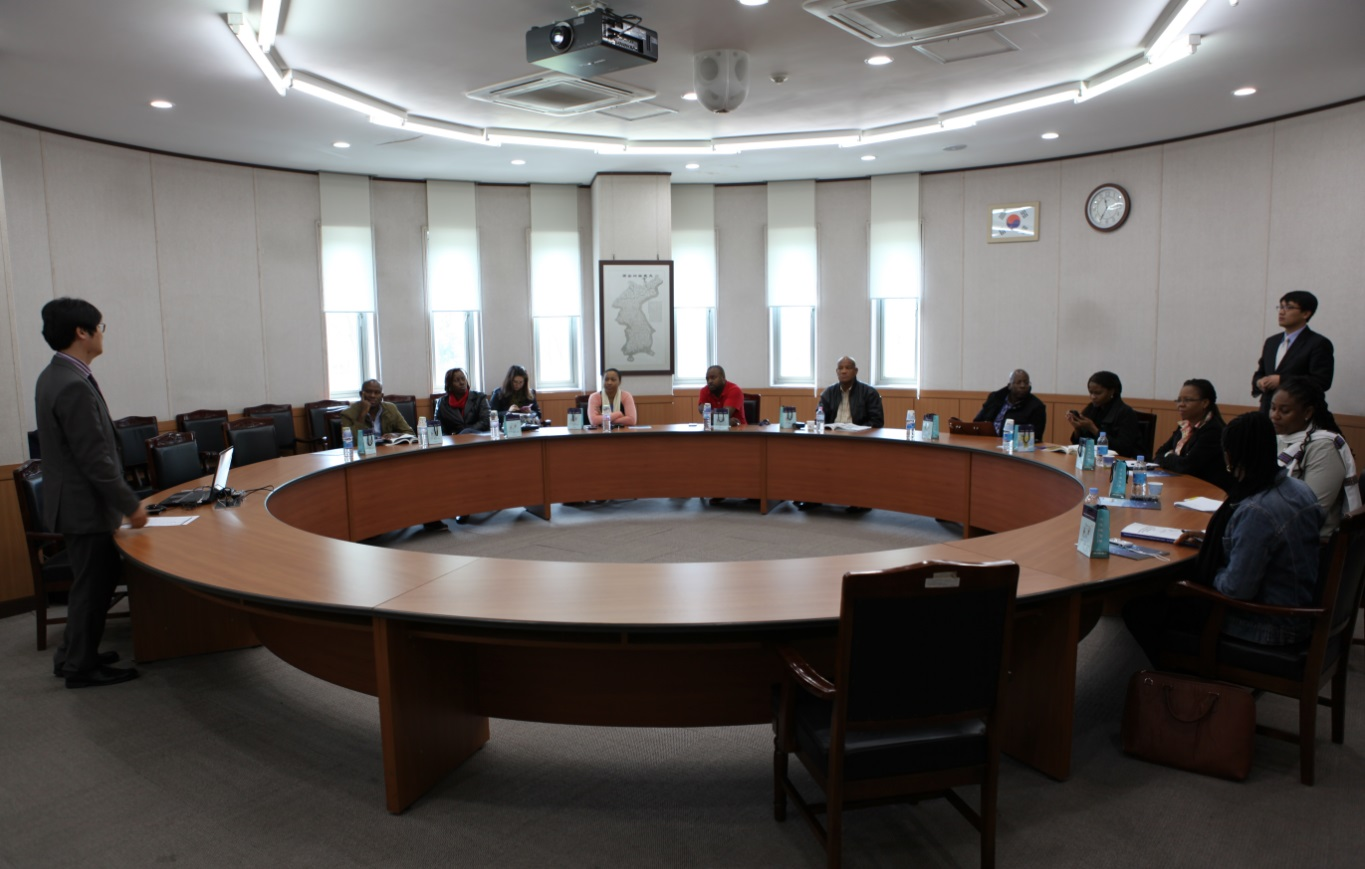 Jamaica Officials' Visit for Cooperation between two countries