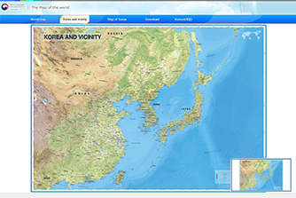 KOREA AND VICINITY